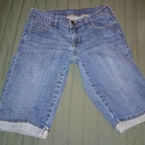 Diva shorts size 2 jean
